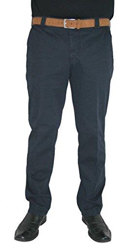 Meyer Hosen -  Jeans  - straight - Basic - Uomo Grau 60