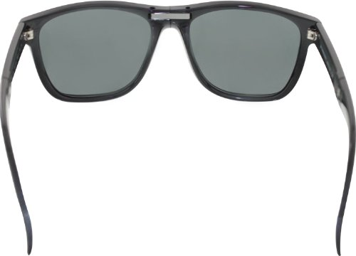 Burberry  Burberry 4106 300187 Shiny Black 4106 Wayfarer Sunglasses Lens Category 3