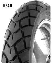 Kenda K761 Dual Sport Radial Tire – 120/80R18