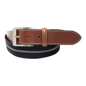 Orosilber Canvas Belts OBLT CW 377 35 210 | Color Brown