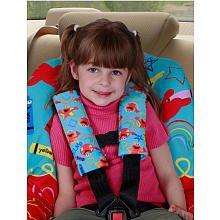 Sesame Street Elmo Seat Belt Covers