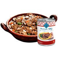 Blue Buffalo Family Favorite Canned Dog Food, Backyard BBQ (Pack of 12 12.5-Ounce Cans)