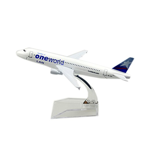 lan-airlines-oneworld-alliance-a320-alloy-metal-models-child-birthday-gift-plane-models-toys
