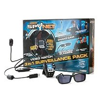 Spynet Video Watch 3 in 1 Surveillance Pack