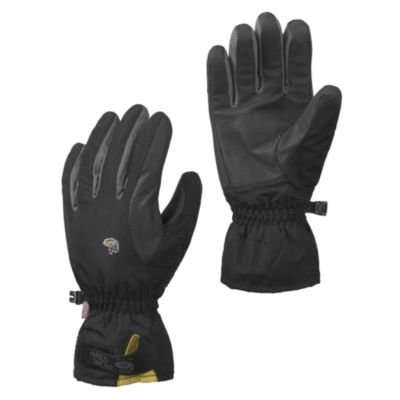 Mountain Hardwear Epic Glove-Black-S