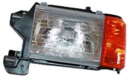 TYC 20-1571-00 Ford Driver Side Headlight Assembly (Headlight Assembly Bronco compare prices)