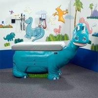 1200916 Exam Room-Dinosaur Standard Sz Ea Pedia Pals LLC -4300DT