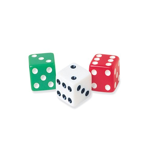 Learning Resources Dot Dice Set of 36