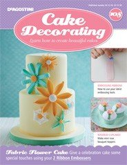 Deagostini Cake Decorating Kit : DeAgostini Cake Decorating Magazine + Free Gift issue 108 ...