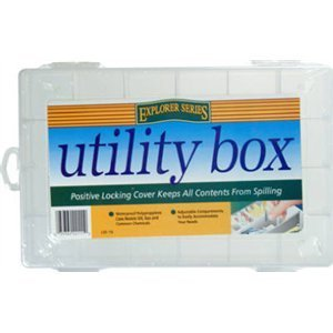 South Bend Sporting Goods Maurice Sporting Goods #UB18 18 Comp Trans Utility Box - South Bend Sporting Goods