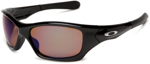 Oakley Men's Pit Bull Sunglasses,Polished Root Beer Frame/Sh