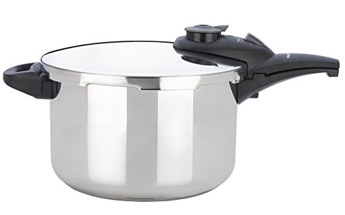 Fagor Innova Pressure Cooker, 6 quart, Stainless Steel (Fagor Chef Pressure compare prices)