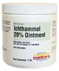 DISCOUNT Ichthammol 20% Ointment (14 oz) Ichthammol Ointment