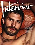 img - for Interview Magazine June/July 2014 Jamie Dornan Fifty Shades of Grey Cover book / textbook / text book