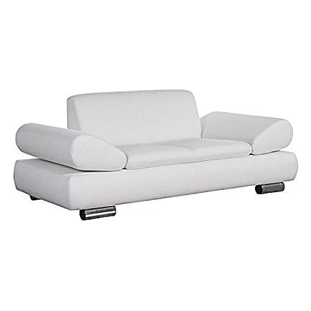 Sofa 2-Sitz »PALM BAY155« feines Strukturgewebe creme