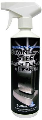Ambienté Stainless Steel Water Feature Cleaner