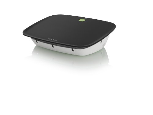 Belkin Conserve Valet with Energy-Saving USB Charging Station