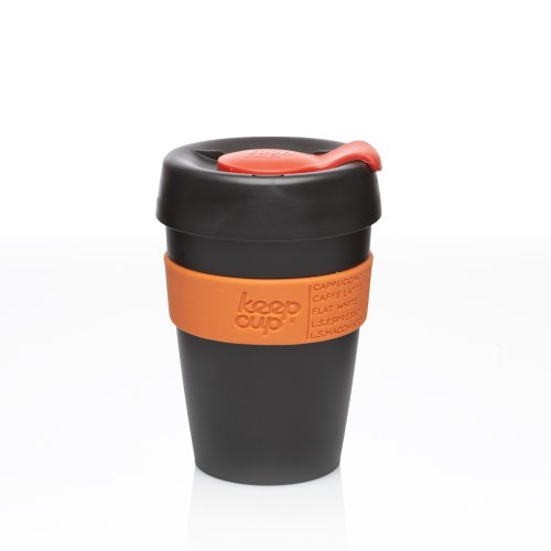 Keepcup The Worlds First Barista Standard 12-Ounce Medium Reusable Cup, Bpa Free, Jalapeno