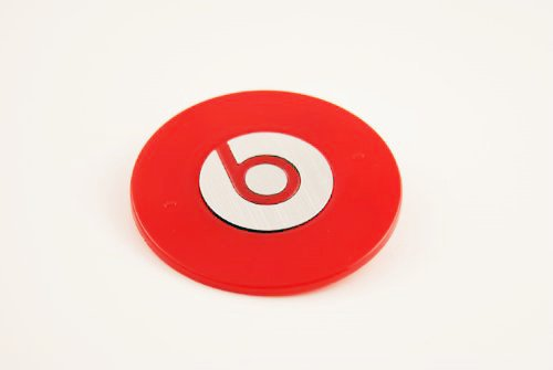 Oem Replacement Battery Cover For Dre Beats Studio Red Color