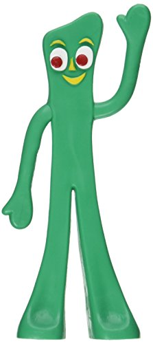 NJ Croce Gumby Bendable Figure