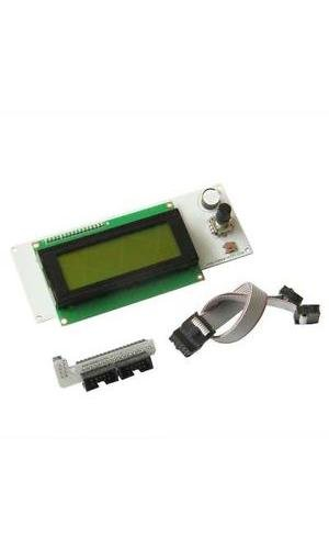 Shanhai Reprap Smart Ramps1 4 Lcd2004 Display Controller With Adapter Mendel Prusa