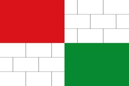 Magflags B?Ezí B?Eclav District Flag 90X150Cm | 3X5Ft