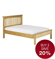 Hastings Natural Bedstead