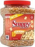 Snappy Yellow 4 Pound Mushroom Popcorn