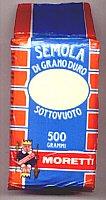 Moretti Fine Semolina Flour