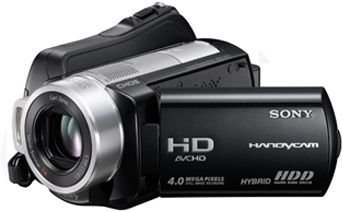 Sony HDR-SR10E High Definition 40GB Hard Disc Drive Handycam Digital Camcorder- 4MP