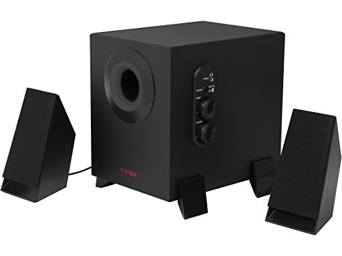 Rosewill R-Studio Bluetooth Wireless 2.1 Speaker for Computer and Tablet (SP-4310BT)