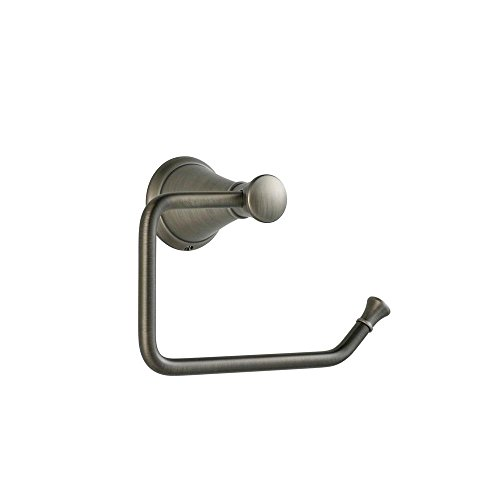 Pfister BPH-P1SL Price Pasadena Single Post Toilet Paper Holder in Slate Slate Post Accessories