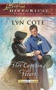 Image of Her Captain's Heart (The Gabriel Sisters Series #1) (Steeple Hill Love Inspired Historical #21)