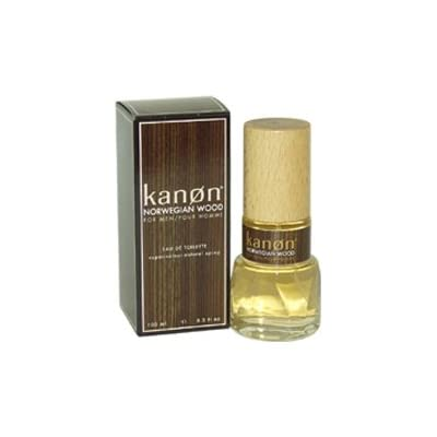 Kanon Norwegian Wood Eau De Toilette Spray For Men 100Ml/3.3Oz