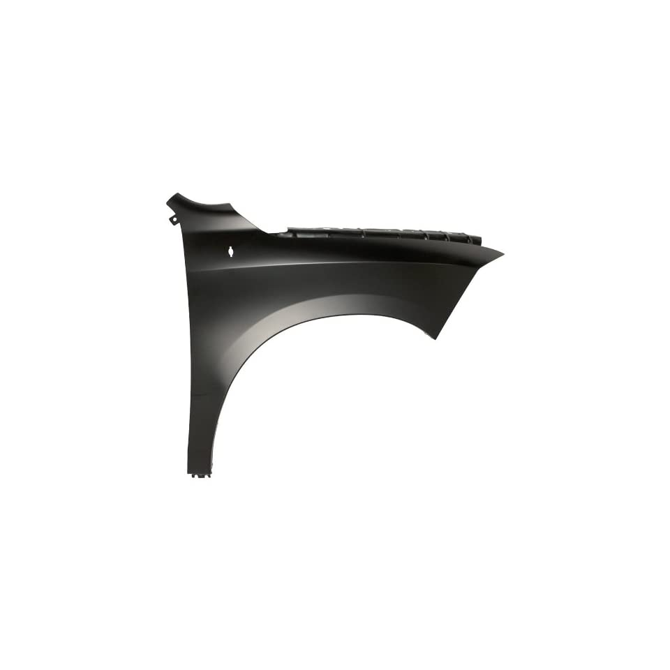 OE Replacement Dodge Pickup Front Driver Side Fender Assembly (Partslink Number CH1240269)