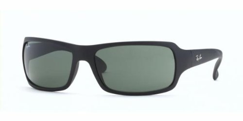 Ray Ban Sunglasses RB 4075 Matte Black