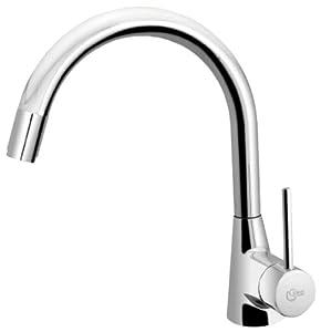 Ideal Standard B9331AA Küchenarmatur Nora verchromt Niederdruck mit herausziehbarer Handbrause  BaumarktKundenbewertung und Beschreibung