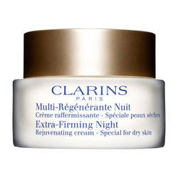 Clarins - Multi-Régénérante Nuit - Crème raffermissante spéciale peaux sèches - 50 ml- (for multi-item order extra postage cost will be reimbursed)