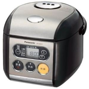 Black Rice Cooker front-625729