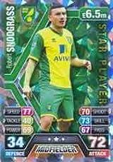 Match Attax 2013/2014 Robert Snodgrass Norwich City Star Player 13/14