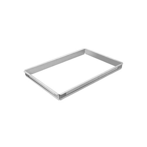 Focus Foodservice FSPA1116 Half Sheet Pan Extender, Aluminum, 18