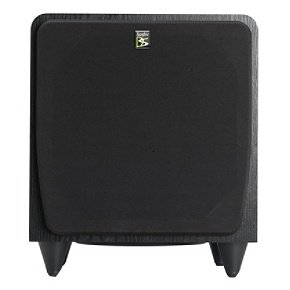 Sunfire Sds8 Black Ash -Inch 200-Watt Powered Subwoofer
