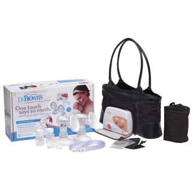 Dr. Browns S1006 Simplisse Double Electric Breast Pump (Dr Brown Bottle Cooler Bag compare prices)