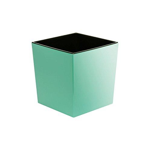 pot-de-fleur-25-cm-juka-carre-avec-bac-dinterieur-couleur-emeraude