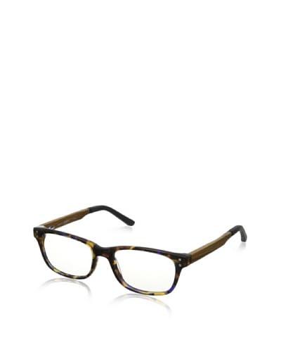 Ivory + Mason Men's Melrose Eyeglasses, Tokyo Tortoise/Olive