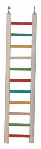 Cheap Paradise Toys 24-Inch Wood Cockatiel Ladder (B003PL8RCE)