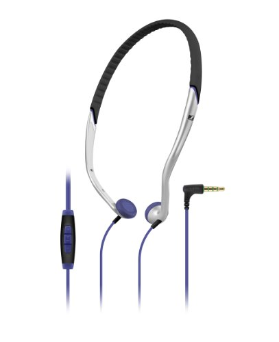 Sennheiser PX 685i Adidas Headband In-Ear Sports Headphones – Black