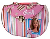 Barbie Girl Tin Box : Barbie Carry all Tin Box