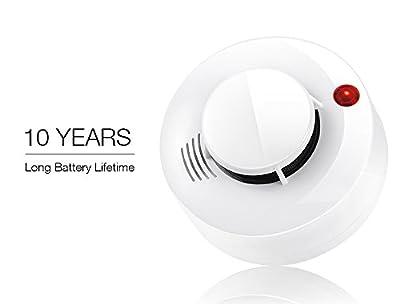 X-Sense SD10M 10-Year Battery Lifetime Smoke Detector