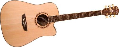 Washburn Online: Washburn WD30 Series WD30SCE Acoustic
